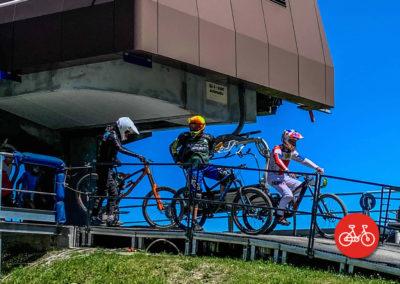 Aosta con la Pila: desarpa bike