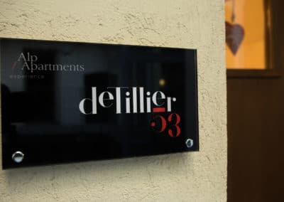 Alp Apartments - DeTillier53